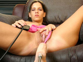 Pierced Pussy Gets Pounded!!!